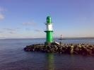 Leuchturm Warnemünde Hafeneinfahrt