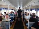 Ausfahrt auf der Elbe 2016