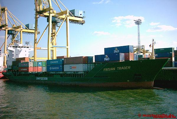 Frisian Trader
