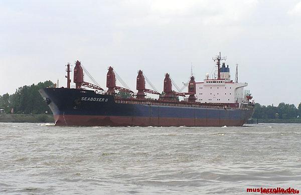 Seaboxer II