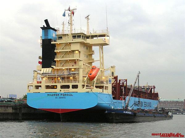 Maersk Ferrol