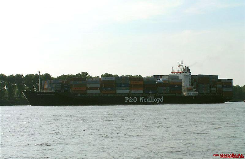 P&O Nedlloyd-Sydney
