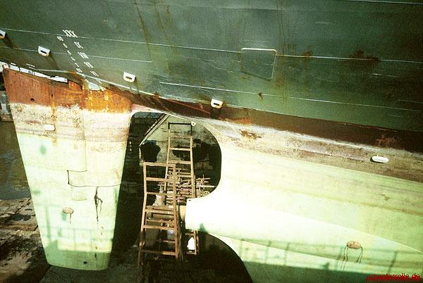Blankenburg 1989 DSR Reederei