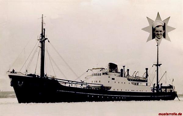 Falke   -  1956  - Argo Reederei