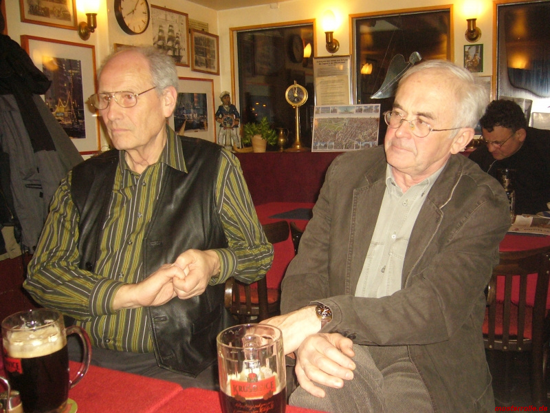 DSR Seeleute treffen sich in Berlin 2008