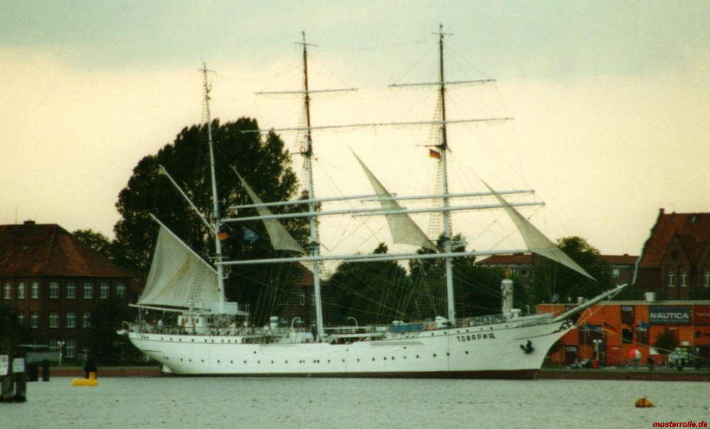 Towarisch (Gorch Fock I)