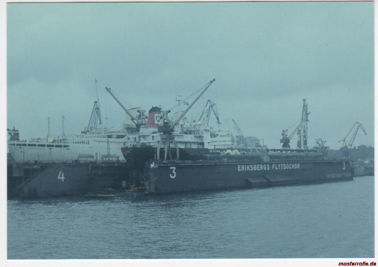 Werft in Göteborg