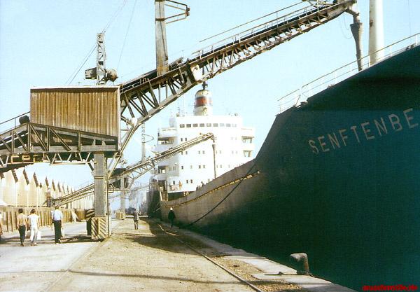 Senftenberg Frühjahr 1986