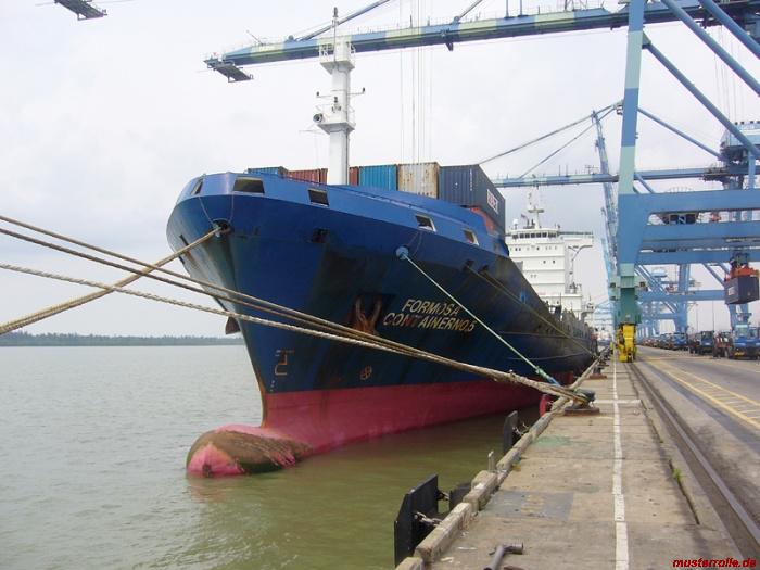 Formosa Containerno 5