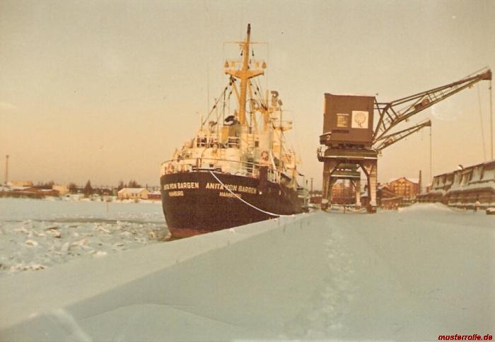 Anita von Bargen
