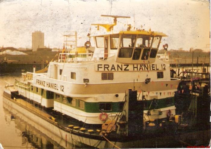Franz Haniel 12