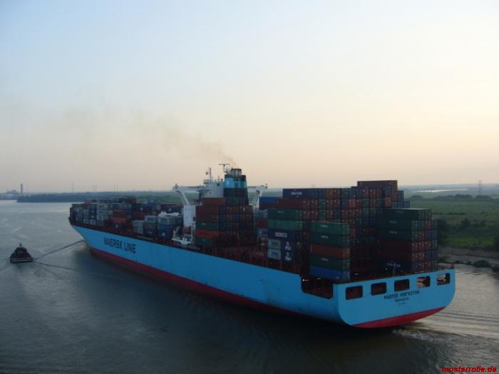 Maersk Kingston Reederei Maersk