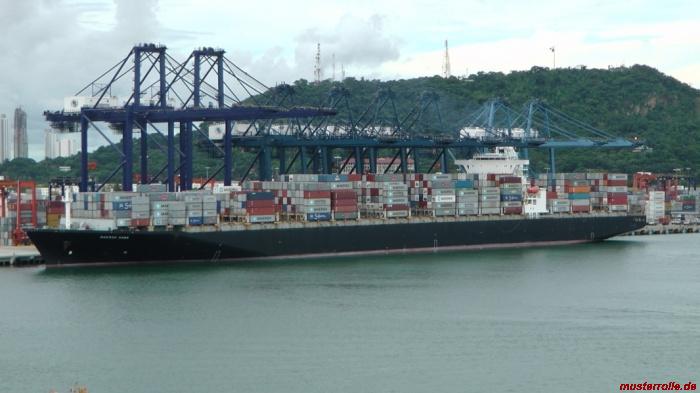 Maersk Sana Reederei Maersk