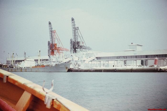 Rügen Deutfracht Seereederei Rostock