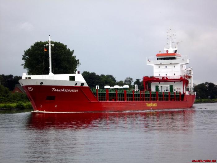 Trans Andromeda Rotterdam