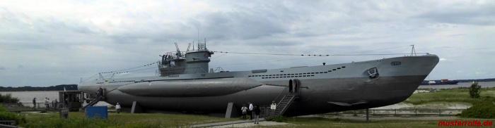 U Boot 995 in Laboe