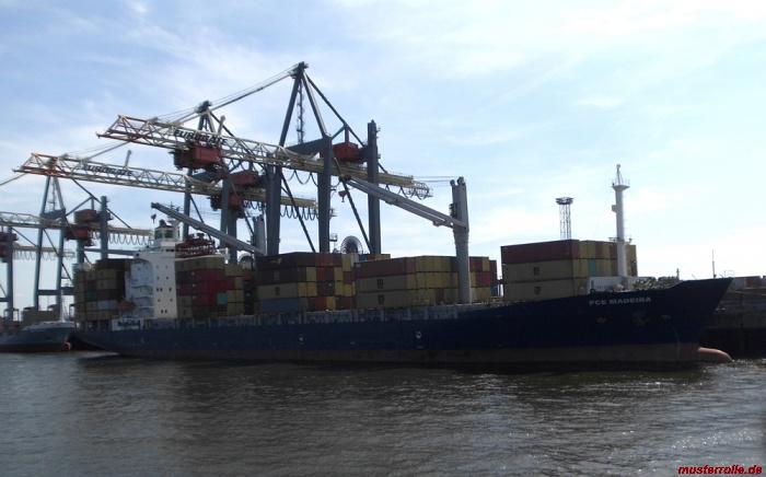 PCE Madeira Hamburg2011