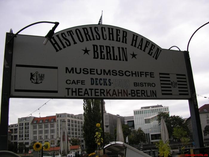 historischer Hafen Museumshafen Museumsschiffe