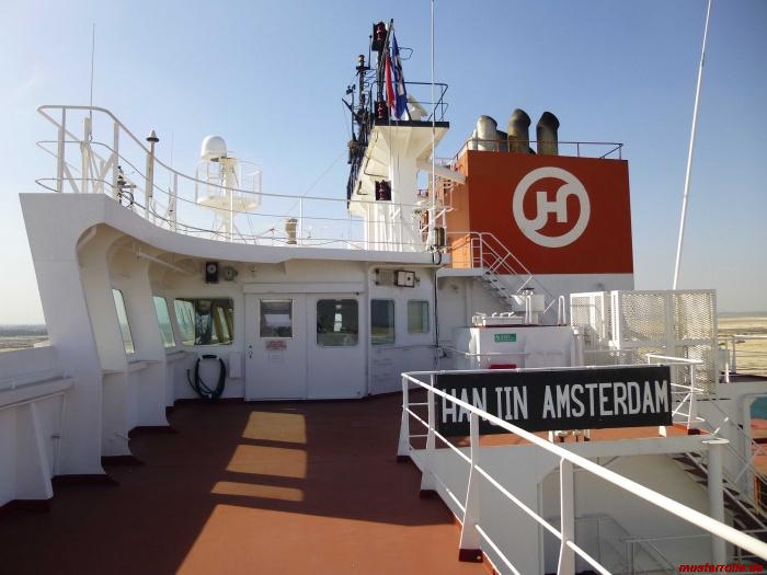 Hanjin Amsterdam