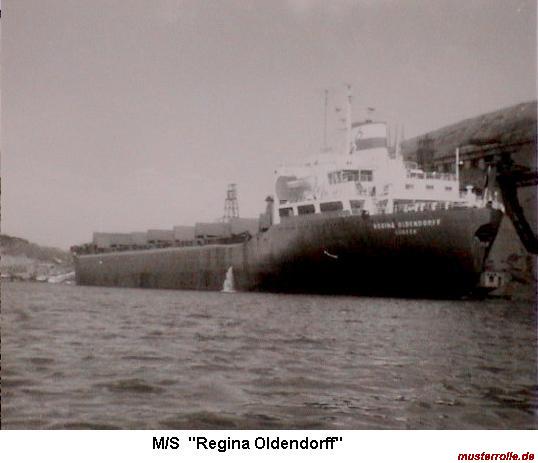 Regina Oldendorff