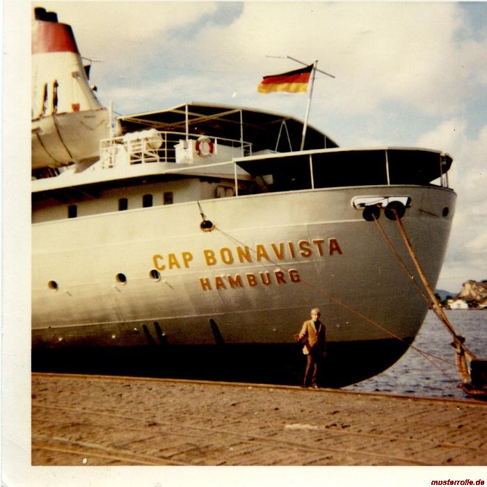 Cap  Bonavista