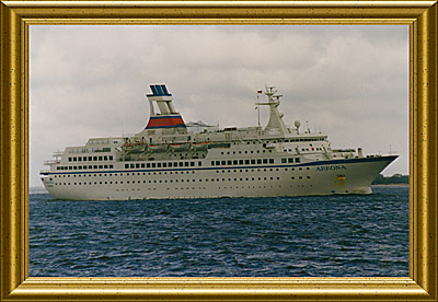 Reederei Schiffe